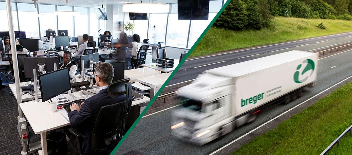 BREGER organisateur-transporteur